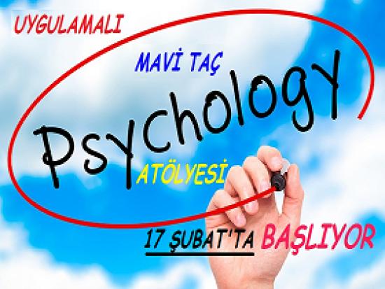 Uygulamalı Psikoloji Atölyesi 2. Grup Başlıyor