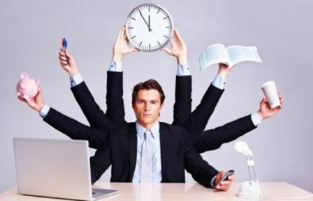 Zaman Yönetimi ve Stres