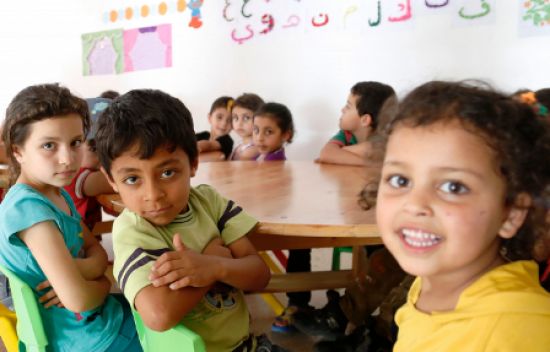Mülteci Çocukların Sosyal Uyumu