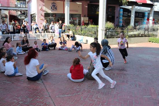 Lovelet Sokak Oyunları Etkinliği