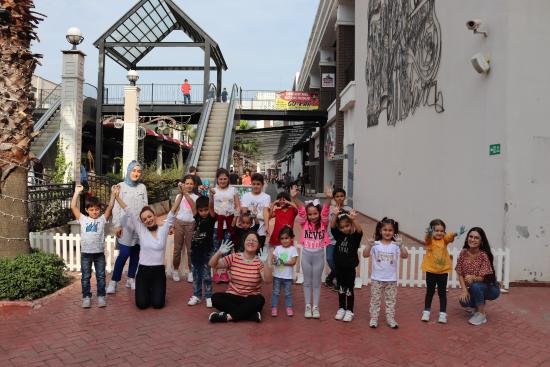 Lovelet Sokak Oyunları Etkiği