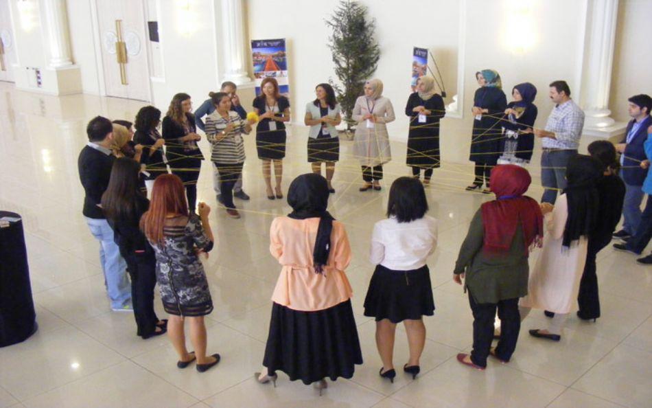 Çocuklar İçin Adalet Projesinde Eğitimci Olarak Katkı Sunduk